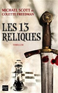 Les 13 reliques