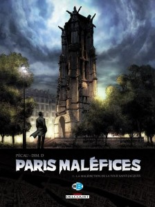 Paris Maléfices, t1