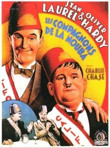 Laurel & Hardy - Les compagnons de la Nouba