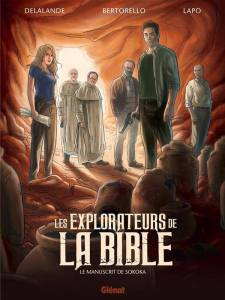 Explorateurs de la Bible, Les