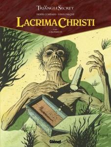 Lacrima Christi - t1 - l'alchimiste
