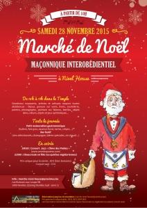 Marché de Noël maçonnique - Nivelles